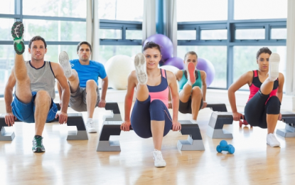 Get Better Results with Group Fitness Classes
