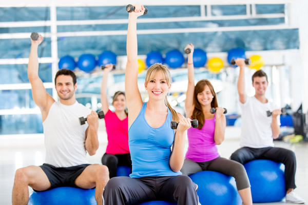 fitness classes Dublin