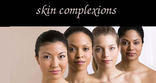 skin complexion