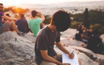 How Journaling Signals in Improving Mental Health