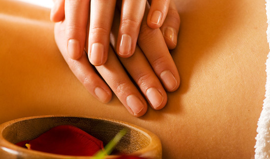 spa treatment Massage