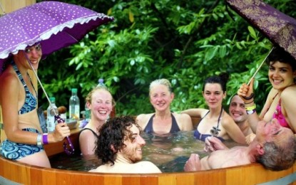 The Health Benefits That Come With A Hot Tub