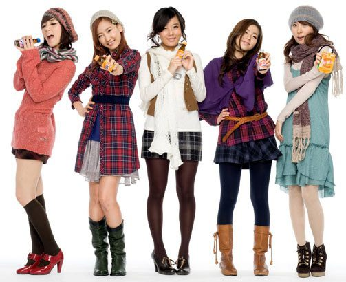 style of clothing