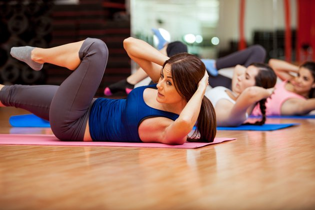 Fitness classes in Dublin