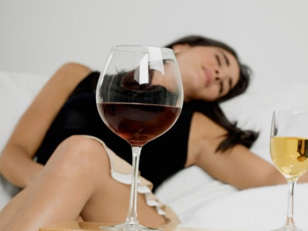 Avoid Binge Drinkers
