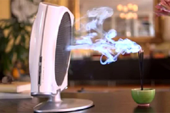 smoke air purifier