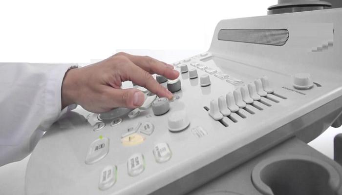 High-Resolution Ultrasound