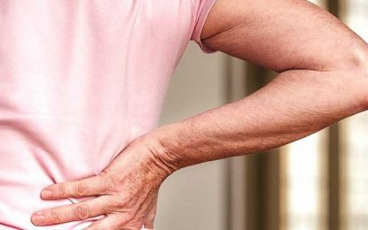 How you can Manage The Back Discomfort